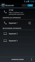 Acer Liquid Z5 - Bluetooth - verbinden met ander Bluetooth apparaat - Stap 8