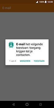 ZTE Blade V9 - E-mail - Handmatig instellen (yahoo) - Stap 4
