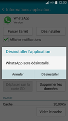 Samsung Galaxy A3 (A300FU) - Applications - Supprimer une application - Étape 7