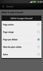 HTC Desire 500 - Internet - configuration manuelle - Étape 23