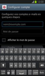 Samsung Galaxy S2 - E-mails - Ajouter ou modifier un compte e-mail - Étape 5
