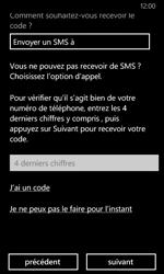 Nokia Lumia 635 - Applications - Créer un compte - Étape 23