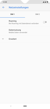 Nokia 6.2 - Netzwerk - So aktivieren Sie eine 4G-Verbindung - Schritt 6