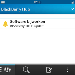 BlackBerry Q5 - e-mail - hoe te versturen - stap 3