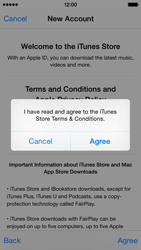 Apple iPhone 5c - iOS 8 - Applications - Setting up the application store - Step 12