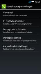 Alcatel OT-5036X Pop C5 - voicemail - handmatig instellen - stap 7