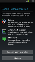 Samsung G386F Galaxy Core LTE - Applicaties - Account aanmaken - Stap 16