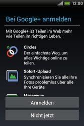 HTC A320e Desire C - Apps - Konto anlegen und einrichten - Schritt 11