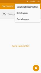 Samsung Galaxy S5 Neo - SMS - Manuelle Konfiguration - 1 / 1