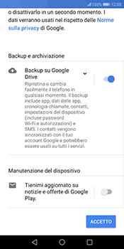 Huawei Mate 10 Pro - Applicazioni - Configurazione del negozio applicazioni - Fase 17