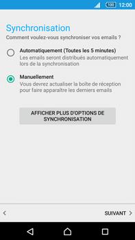 Sony Xperia Z5 Premium (E6853) - E-mail - Configuration manuelle (yahoo) - Étape 10