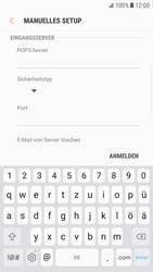 Samsung Galaxy S6 Edge (G925F) - Android Nougat - E-Mail - Konto einrichten - Schritt 9