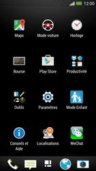 HTC One - Applications - Comment vérifier les mises à jour des applications - Étape 3