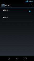 HTC Desire 310 - MMS - Handmatig instellen - Stap 16