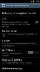 Samsung I9300 Galaxy S III - Internet - Mobiele data uitschakelen - Stap 5