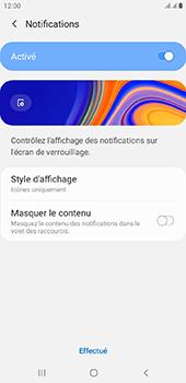Samsung Galaxy J6 Plus - Sécurité - activéz le code PIN de l'appareil - Étape 11