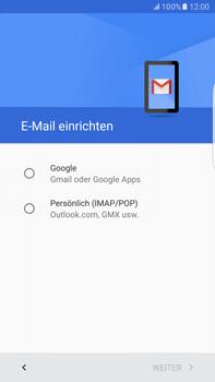 Samsung Galaxy S6 edge+ - E-Mail - Konto einrichten (gmail) - 8 / 19