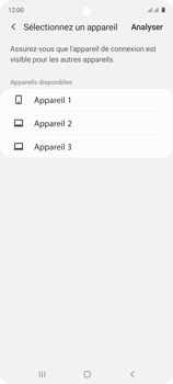 Samsung Galaxy A51 - Photos, vidéos, musique - Envoyer une photo via Bluetooth - Étape 12