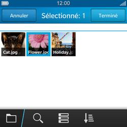 BlackBerry Q5 - E-mail - envoyer un e-mail - Étape 13