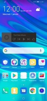 Huawei P Smart 2020 - Applications - Personnaliser l