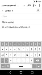 LG G5 - E-mail - envoyer un e-mail - Étape 10