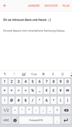 Samsung Galaxy S6 (G920F) - Android M - E-mail - envoyer un e-mail - Étape 9
