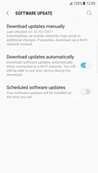 Samsung G935 Galaxy S7 Edge - Android Nougat - Device - Software update - Step 6