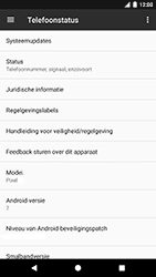 Google Pixel - Toestel - Software update - Stap 6