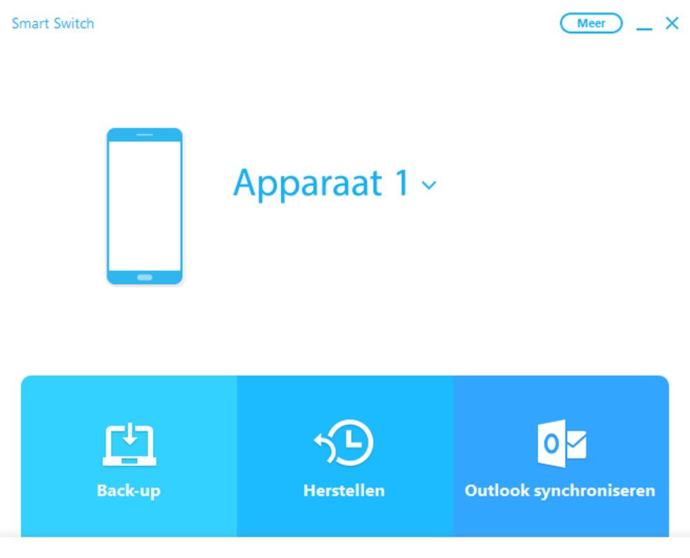 Samsung Galaxy Note 4 (N910F) - Software - Backup maken van je toestel - Stap 7