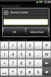 HTC A510e Wildfire S - SMS - Manuelle Konfiguration - Schritt 8