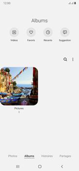 Samsung Galaxy Note20 Ultra 5G - Photos, vidéos, musique - Envoyer une photo via Bluetooth - Étape 6
