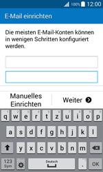 Samsung J100H Galaxy J1 - E-Mail - Konto einrichten - Schritt 6