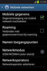 Samsung S6810P Galaxy Fame - netwerk en bereik - gebruik in binnen- en buitenland - stap 6