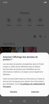 Samsung Galaxy Note 10+ - Photos, vidéos, musique - Envoyer une photo via Bluetooth - Étape 4