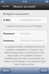 Apple iPhone 4 - Applicazioni - Configurazione del negozio applicazioni - Fase 8