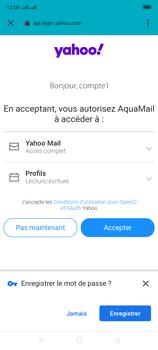 Oppo Reno 2 - E-mails - Ajouter ou modifier votre compte Yahoo - Étape 11