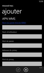 Nokia Lumia 620 - Internet - configuration manuelle - Étape 15