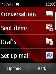 Nokia Asha 300 - E-mail - Manual configuration - Step 4