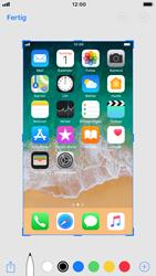 Apple iPhone 7 - iOS 11 - Bildschirmfotos erstellen und sofort bearbeiten - 7 / 8