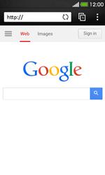 HTC Desire 500 - Internet - Internet browsing - Step 4