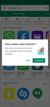 Samsung Galaxy Note 10+ - Applications - Télécharger une application - Étape 4