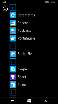 Microsoft Lumia 640 XL - E-mail - Configuration manuelle - Étape 3