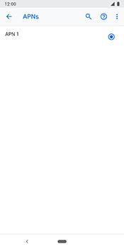 Google Pixel 3 - MMS - Manuelle Konfiguration - Schritt 8