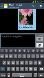 Samsung Galaxy S4 Active - MMS - Erstellen und senden - 23 / 24