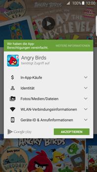 Samsung Galaxy S6 edge+ - Apps - Herunterladen - 0 / 0