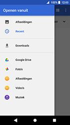 Sony Xperia XA2 - MMS - Afbeeldingen verzenden - Stap 13