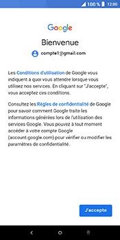 Alcatel 3L - E-mails - Ajouter ou modifier votre compte Gmail - Étape 10