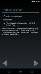 Sony Xperia V - Applicazioni - Configurazione del negozio applicazioni - Fase 16