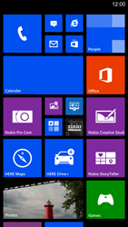 Nokia Lumia 1520 - Network - Usage across the border - Step 1