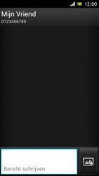Sony ST26i Xperia J - MMS - afbeeldingen verzenden - Stap 7